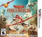 NINTENDO Nintendo 3DS Game PLANES FIRE & RESCUE - 3DS